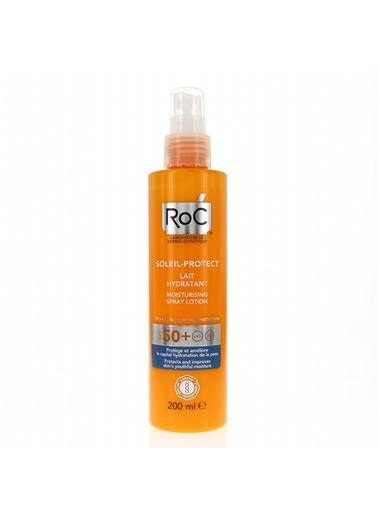 Roc Soleıl Protect Spray Lotıon Spf50 200Ml Renksiz